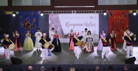 """Masallıda """"KOREYANIN NƏFƏSİ"""" adlı konsert keçirilib"""