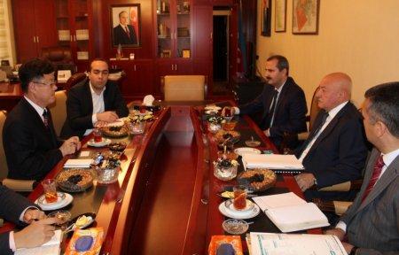 Masallıda Koreya-Azərbaycan işgüzar forumu