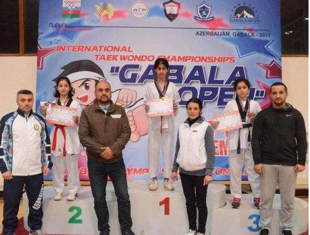 Beynəlxalq turnirdə Masallı taekvondoçuları 4 medal qazanıblar