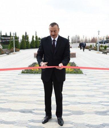 Ağcabədidə Bayraq Muzeyi açılıb