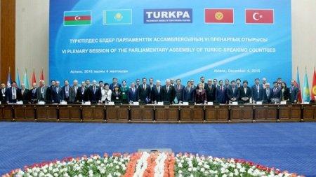 Bişkekdə Türkdilli Ölkələrin Parlament Assambleyasının yeddinci plenar iclası keçiriləcək