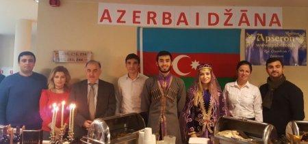 Azərbaycan Riqada 21-ci ənənəvi Milad yarmarkasında təmsil olunub
