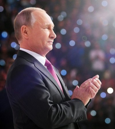 Vladimir Putin 2018-ci ildə Rusiyada keçiriləcək prezident seçkilərində iştirak edəcək