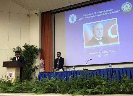 Ulu öndər Heydər Əliyevin türk dünyası qarşısındakı tarixi missiyasından danışılıb