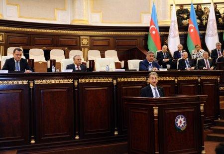 Bakıda Azərbaycan Gənc Alimlərinin I Qurultayı keçirilib