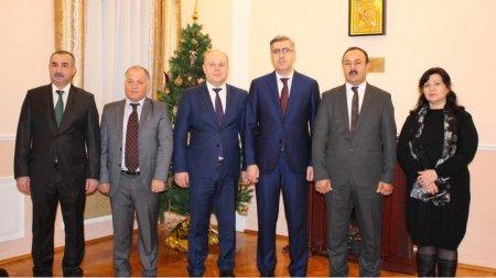 Arxangelsk vilayətinin Azərbaycana biznes-missiyası