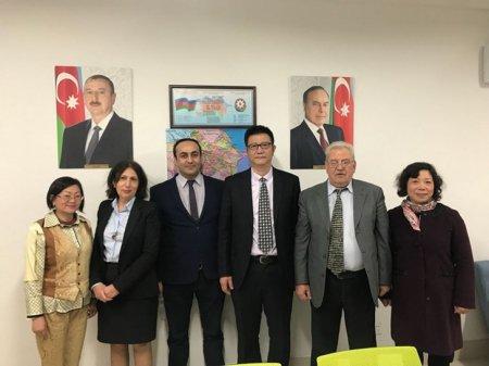 Çində Azərbaycan Dili və Mədəniyyəti Mərkəzi açılıb