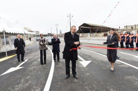 """Azərbaycan Respublikasının Prezidenti İlham Əliyev """"Bakı Ağ Şəhər""""də görülən işlərlə tanış olub"""
