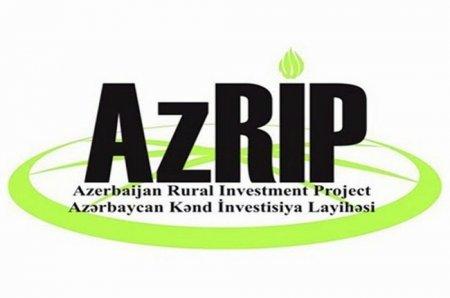 Azərbaycan Kənd İnvestisiya Layihəsi çərçivəsində növbəti regional təlimlərə başlanılıb