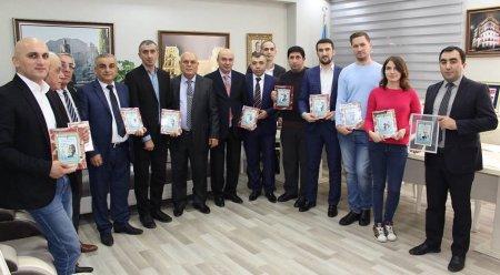 """""""Yeni həyat""""ın əməkdaşı qalib mediaçılar arasında"""
