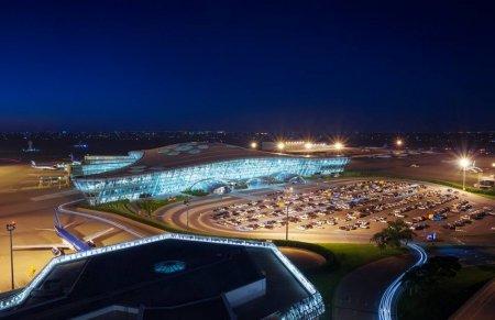 """""""The Jakarta Post"""" Heydər Əliyev Beynəlxalq Aeroportunu ən gözəl aeroport adlandırıb"""