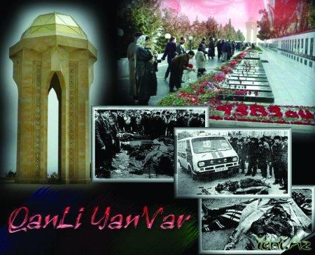 20 Yanvar 1990-cı il xalqımızın azadlıq mübarizəsinin qəhrəmanlıq səhifəsidir
