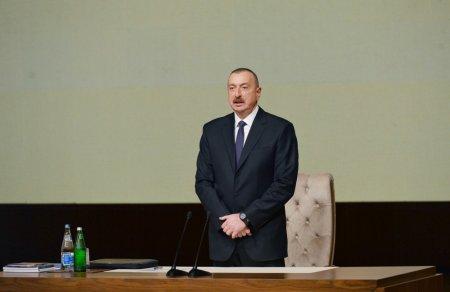 Prezident İlham Əliyev: Son 14 il ərzində Azərbaycan böyük və şərəfli yol keçib