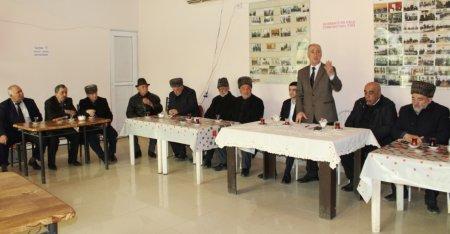 Masallı Ağsaqqallarının Azərbaycan Xalq Cümhuriyyətinin 100 illiyinə həsr olunmuş tədbiri