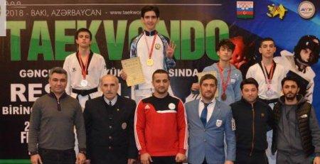 Masallı taekvondoçusu 4-cü dəfə Azərbaycan çempionu oldu