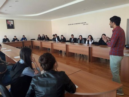 """Masallıda """"Biznes Plan və Biznesin qurulması"""" mövzusunda təlim seminar"""