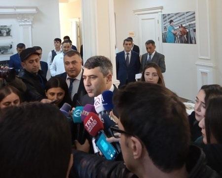 Masallı Dövlət Aqrar İnkişaf Mərkəzində media üçün təqdimat keçirildi, nazir İnam Kərimov fermerləri dinlədi