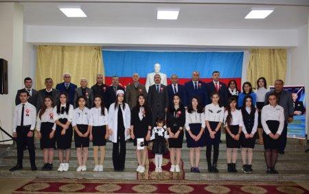 Masallı Dövlət Regional Kollecində ulu öndərin xatirəsi yad edildi