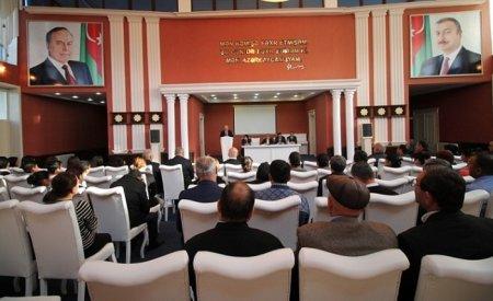 Masallıda Dini Qurumlarla İş üzrə Dövlət Komitəsinin ikigünlük seminar-müşavirəsi başa çatıb