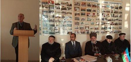 Masallı Rayon Ağsaqqallar Şurasının iclası keçirilib