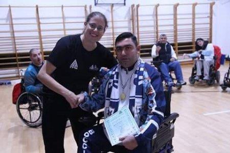 Masallılı paralimpiyaçının yeni qələbəsi