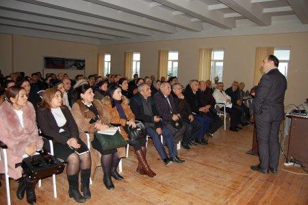 Masallıda psixoloq müəllimlərin konfrans-seminarı keçirildi