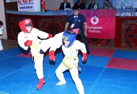 Masallıda Kyokushin karate idman növü üzrə rayon birinciliyi keçirilib