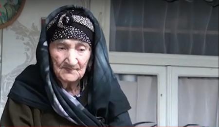Azərbaycanın ən yaşlı sakini – Mirzadə nənə