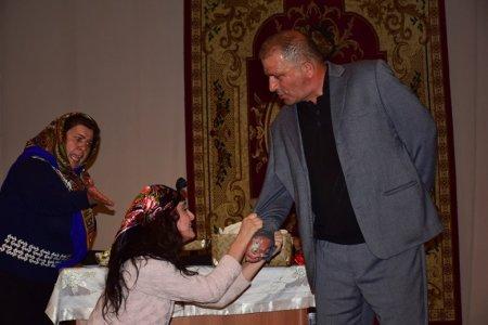Masallıda III Respublika Xalq Teatrları Festivalının seçim mərhələsi keçirilib
