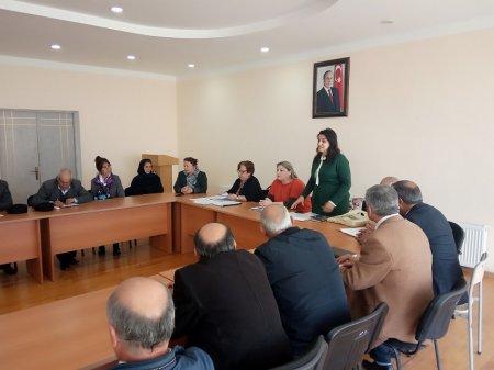 Respublika Gigiyena və Epidemiologiya Mərkəzinin Masallıda seminar-müşavirəsi