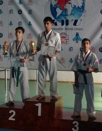 Respublika turnirində Masallı karateçiləri 2 qızıl,  4 bürünc medal qazanıblar
