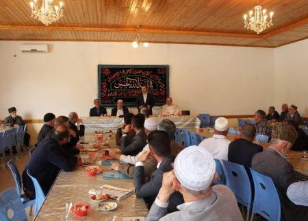 Masallıda Ramazan ayının başlanması münasibətilə tədbir keçirilib