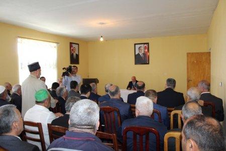 Masallı RİH başçısının Banbaşı ərazisində səyyar-görüş qəbulu