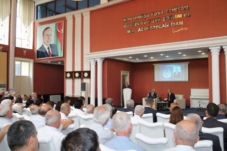 Masallıda tanınmış tarixçi alim, yazıçı-publisist Musa Quluzadənin 80 illik yubileyi qeyd edilib