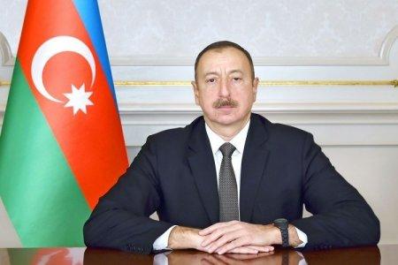Prezident İlham Əliyev Ramazan bayramı münasibətilə Azərbaycan xalqını təbrik edib