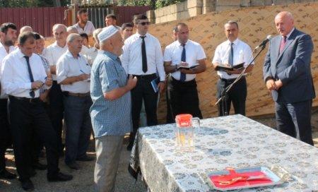 Masallı RİH başçısının Sığdaş ərazisinin Xanalion kəndində səyyar görüş-qəbulu