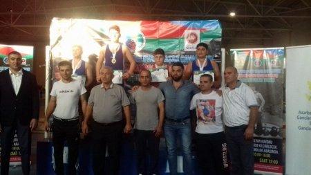Masallı güləşçiləri VI Respublika turnirində 1 gümüş, 2 bürünc medal qazanıblar