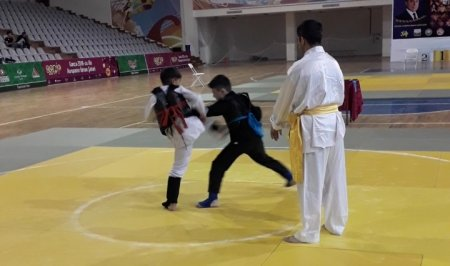 Masallı karateçiləri ölkə birinciliyində 3 medal qazanıb