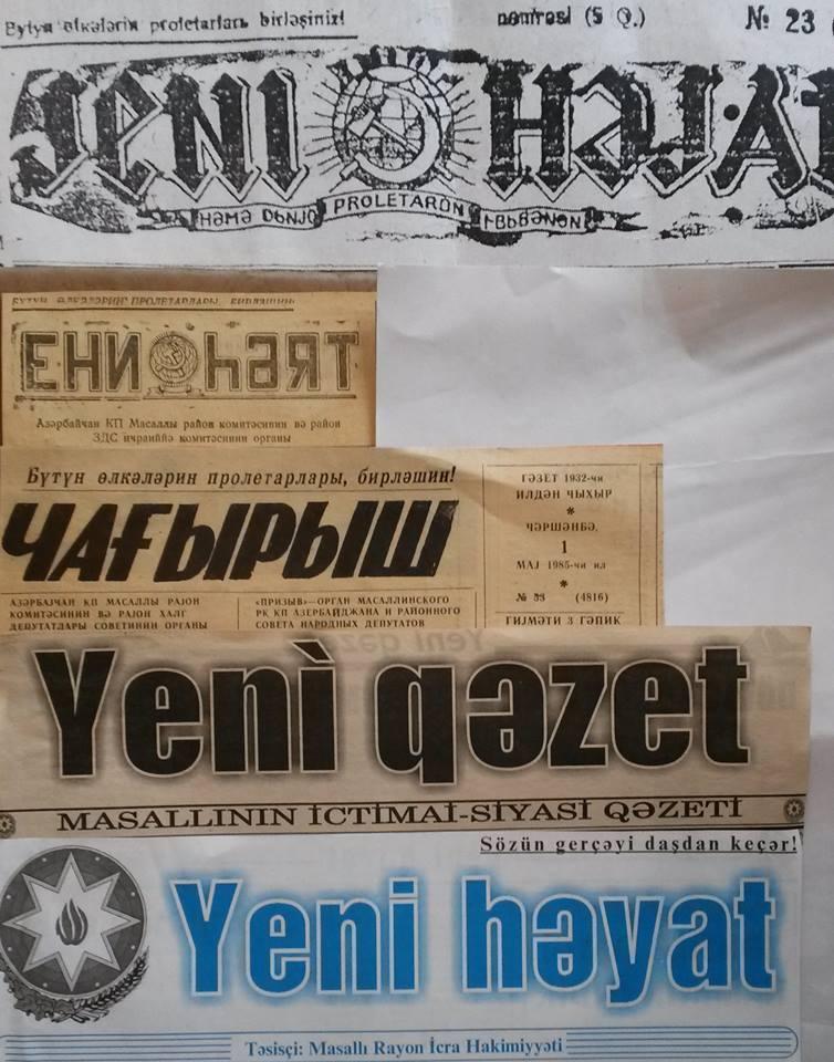 Yeni Həyat A Abunə Olun Yeniheyet Az Yeni Həyat Qazeti