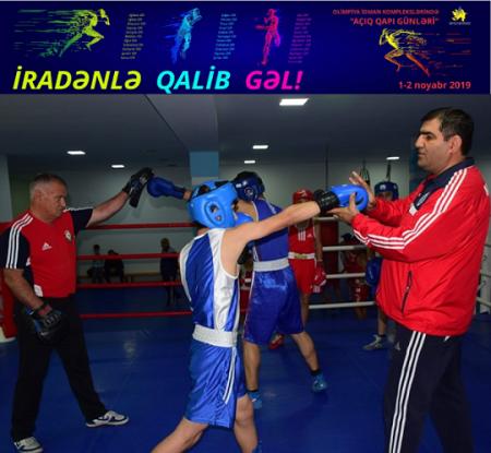 """""""İradənlə qalib gəl!"""" – Masallıda açıq qapı günləri"""