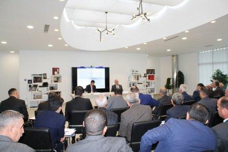 Masallıda MSK-nın regional seminarı keçirilib
