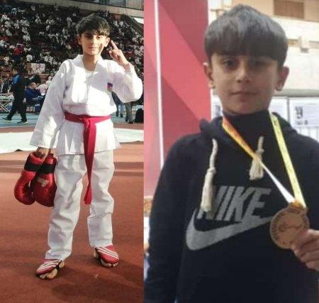 Masallılı karateçi dünya çempionatının bürünc medalını qazanıb