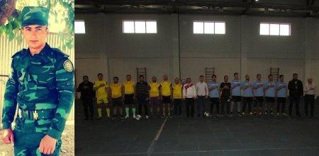 Masallıda Aprel şəhidi Firdovsi Bağırzadənin xatirəsinə mini-futbol turniri keçirilir