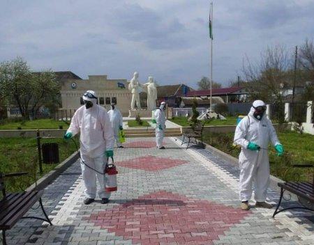 Masallıda koronavirus xəstəliyinə qarşı profilaktik tədbirlərin gücləndirilməsi