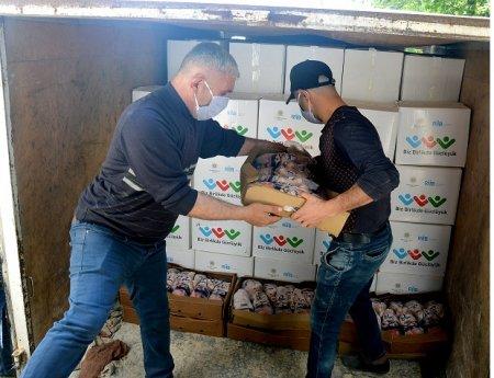 Masallıda Heydər Əliyev Fondunun sosial aksiyası