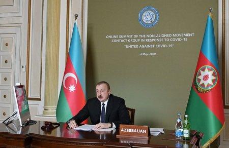 Dünyanın 130-dan çox dövləti Prezident İlham Əliyevin BMT Baş Assambleyasının Xüsusi Sessiyasının təşkil olunması təşəbbüsünü dəstəklədi