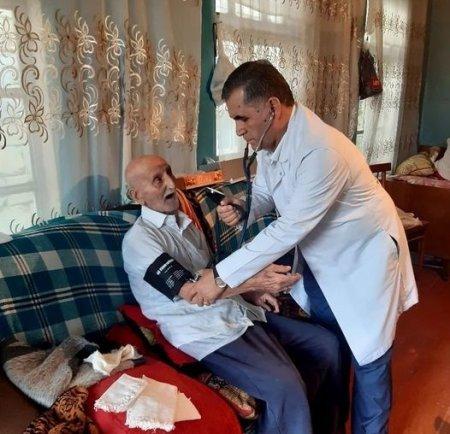 Veteranlara qayğı var