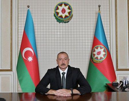Prezident İlham Əliyevin yeni dərs ilinin başlanması və Bilik Günü münasibətilə müraciəti