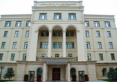 Müdafiə Nazirliyi: Murov dağı silsiləsindəki Murov zirvəsi azad olunub