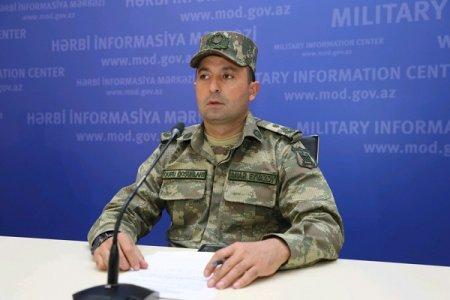 Anar Eyvazov: Ermənistan hərbi birləşməsinin komandanlığına təslim olmaq təklif edilib